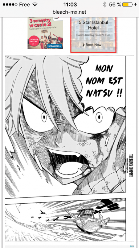 Fairy Tail scan 529