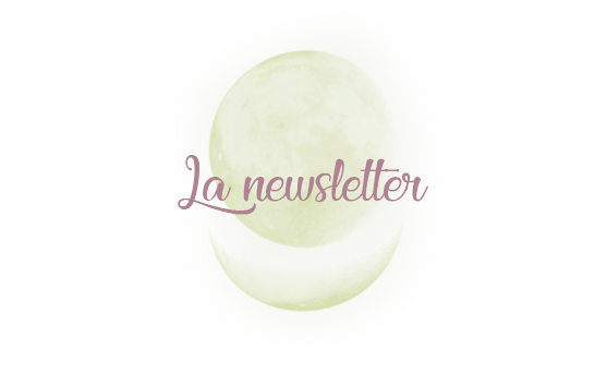 La newsletter du blog