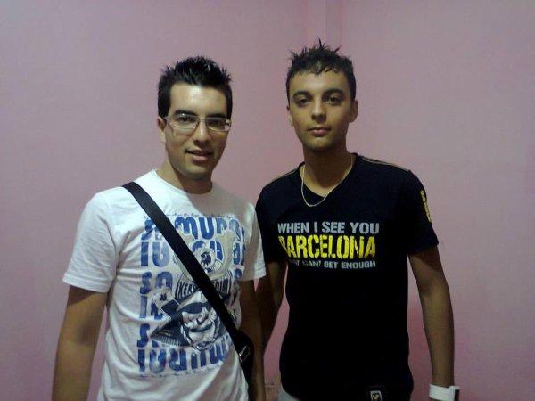 moi et mon ami sofyan