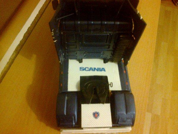 scania 143 t 500h fait pour un ami