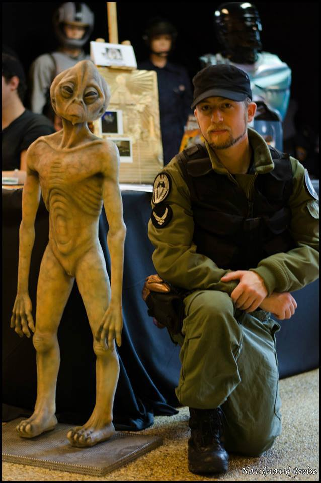 cosplay sg1
