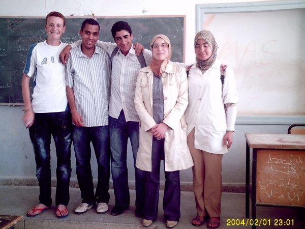 moi avec mes amis 19 / 04 / 2010