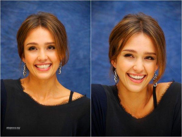 """«She have the Smile :D ! » ►Beverly Hills, USA, 27.08.10 Jessica Alba à la """"Machete"""" Conférence de presse sur le 27 août 2010 à l'Hôtel Four Seasons de Beverly Hills."""
