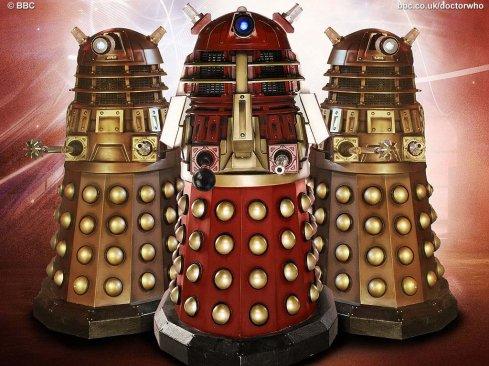 Les ennemis du Docteur