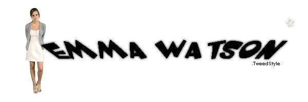 Emma Watson { AWARDS }