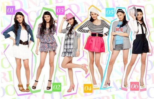 Quelle tenue preferes-tu ??:')