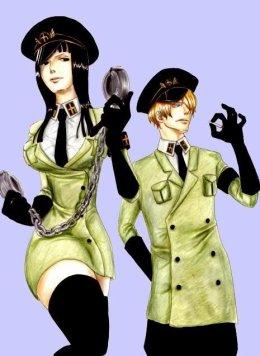 Top 8 Couples Favoris des Fans : Nico Robin