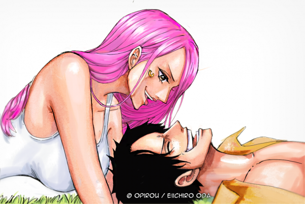 Top 7 Couples Favoris des Fans : Portgas D Ace