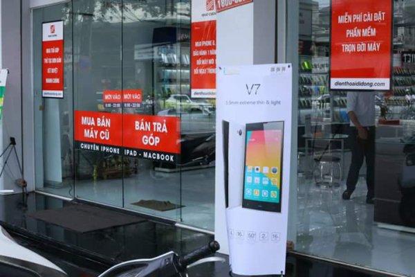 Inew smartphone