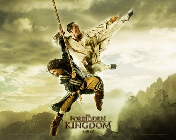 The Forbidden Kingdom (ou Le Royaume Interdit) Film Américain Action, Aventure (Arts Martiaux♥) 2008