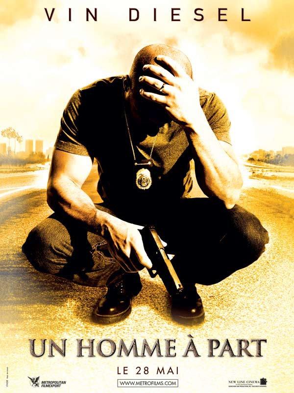 [ Film Américain ] UN HOMME A PART Genre : Thriller, Action