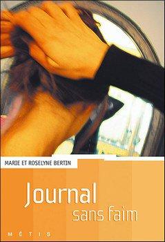"""Livre : """"Journal sans faim"""" de Marie et Roselyne Bertin"""