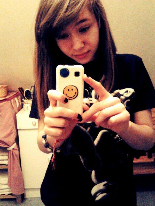 La misère avec le sourie .. ♥