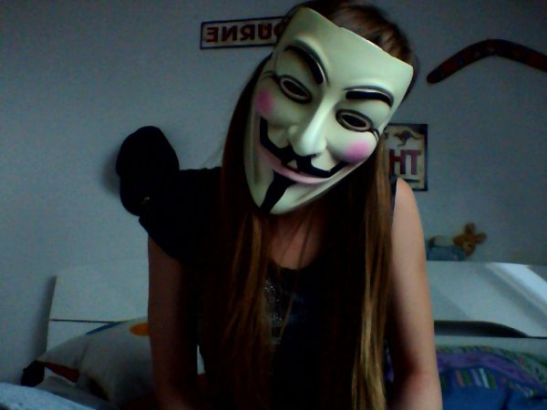 ANONYMOUS BIAATCH .