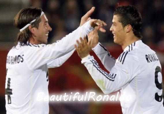 Ramos & Ronaldo
