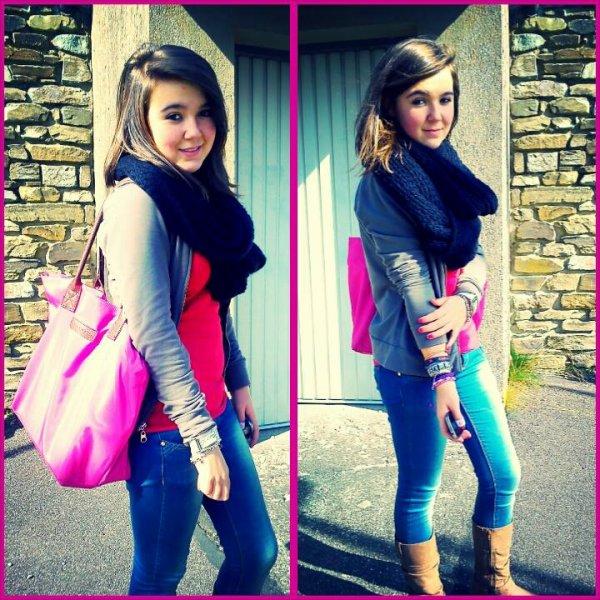 Je préféré être critiquer pour se que je suis que d'être aimer pour se que je ne suis pas ! ;)
