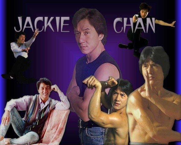 montage jackie chan