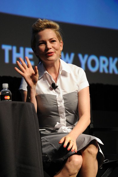 Le Festival New Yorker 2013 - En conversation - Michelle Williams pourparlers avec David Denby
