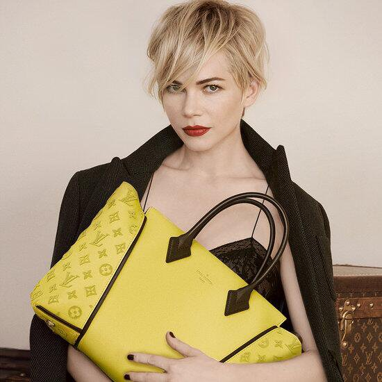 Michelle Williams pour Louis Vuitton