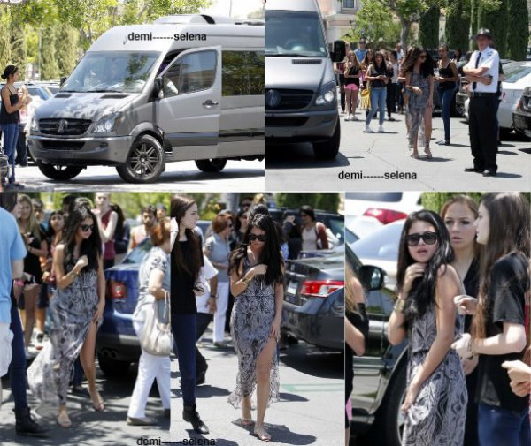Selena Gomez: Justin lance sa chaussure sur un paparazzi