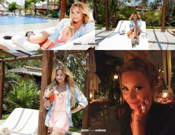 Demi Lovato: Mexique