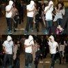 Selena Gomez: à l'aéroport au Canada avec Justin Bieber