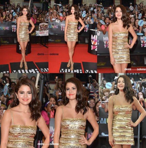 Selena Gomez: MMVA (Much Music Video Award)