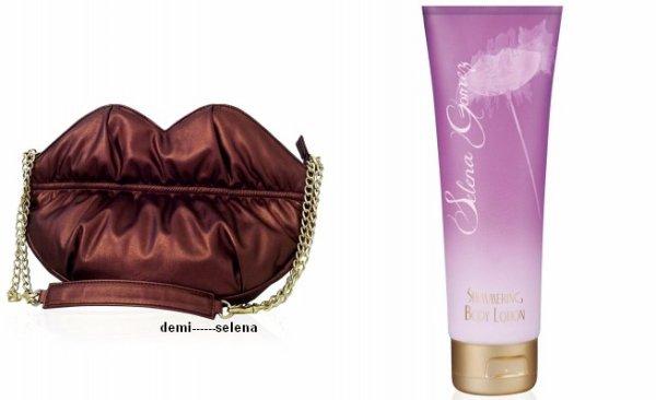 Selena Gomez: offres spéciales de sa fragrance