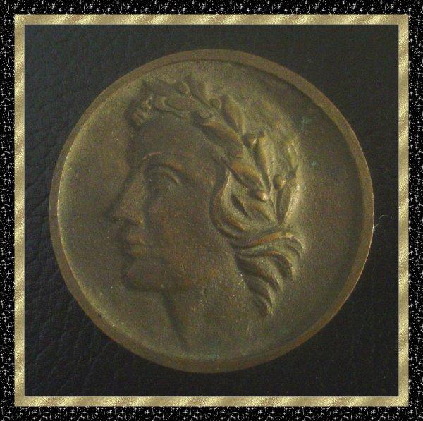 ۞ Médaille à identifier ۞