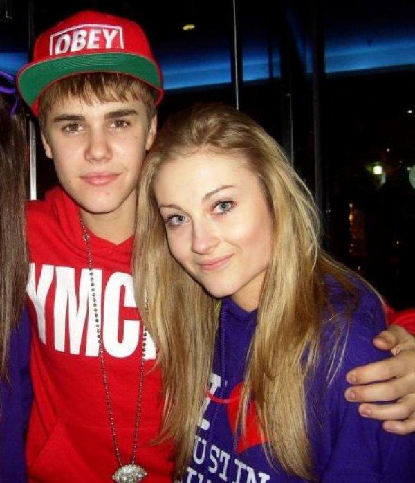 Justin Bieber a manchester