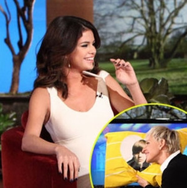 Selena Gomez : elle est embarrasser quand on lui parle de Justin Bieber