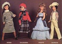 Photo de poupées Bella