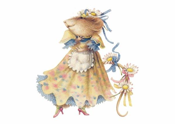 Le mariage de la petite souris grise