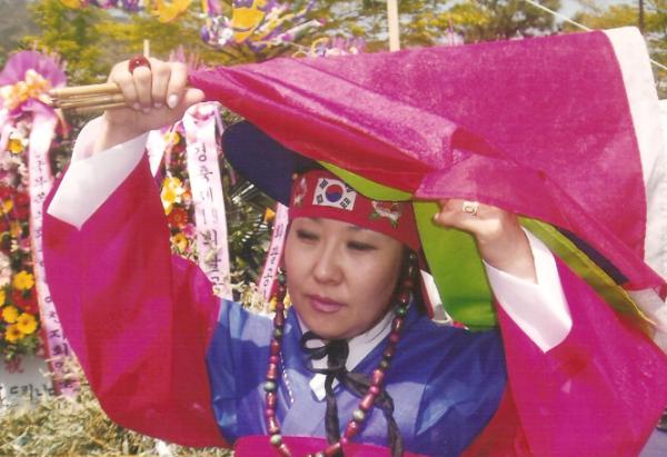 Chamanisme Coréen