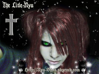 The litle nyu-shan !