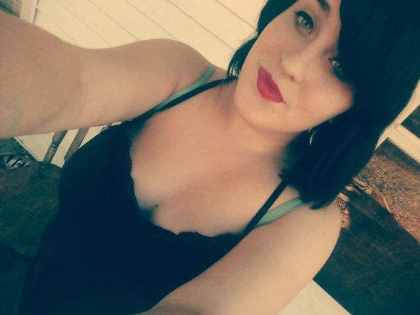Petit selfie devant chez moi :)