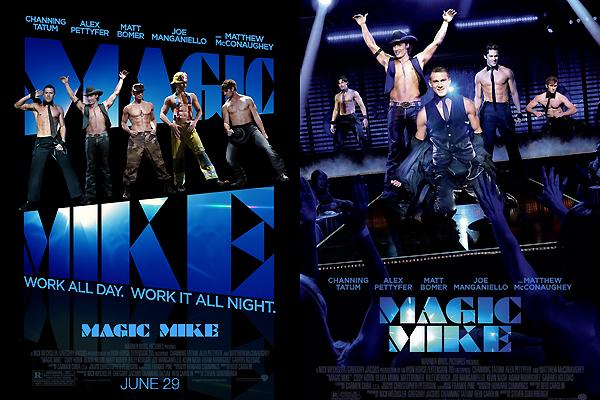 Matthew joue le rôle de Ken dans le film de Steven Soderbergh « Magic Mike » .  « Mike ( Channing Tatum ) a trente ans et multiplie les petits boulots : maçon , fabricant de meubles , etc ... Il se rêve entrepreneur . Il est surtout strip-teaseur . Chaque soir , sur scène , dans un club de Floride , il devient Magic Mike . Lorsqu'il croise Adam ( Alex Pettyfer ) , il se retrouve en lui , l'intègre au club et décide d'en faire le Kid . Mais le Kid a une s½ur , qui n'est pas prête à trouver Mike irrésistible ... »  Tourné en Septembre/Octobre 2011 • Au cinéma le 15 Août 2012 • En DVD le 15 Décembre 2012 .