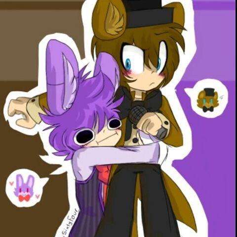 Freddy & Bonnie <3