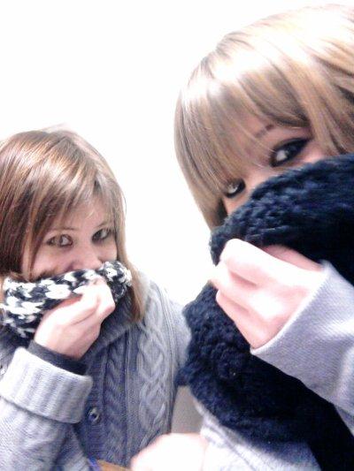 MWA & ELLE  ;p