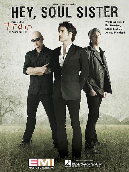 TRAIN- Hey soul sister