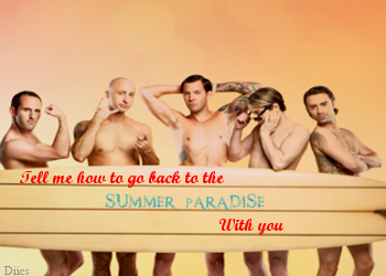 Simple Plan- Summer paradise