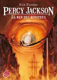 Percy Jackson Tome 2