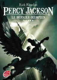 Percy Jackson Tome 5