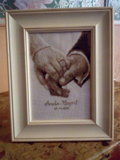 cadeau de mariage de la part de mon témoin et parrain