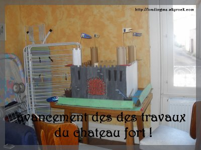 Chateau fort suite