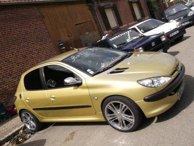 206 auto art