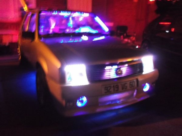72h tuning show neon
