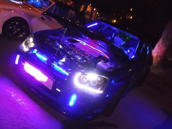 72h tuning show neon 2