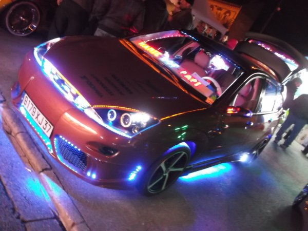 72h tuning show neon 3