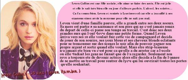 LEVEN COLLINS.
